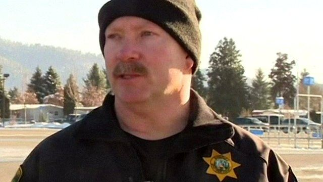 Stu Miller, Kootenai County Sheriffs Office