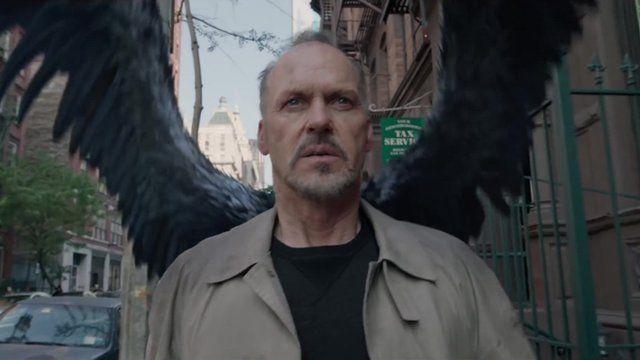 Michael Keaton as Birdman