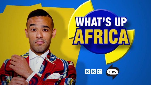 Ikenna Azuike on What's up Africa