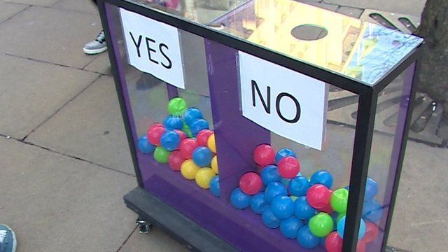 Daily Politics mood box posing a question about 2015 general election campaign