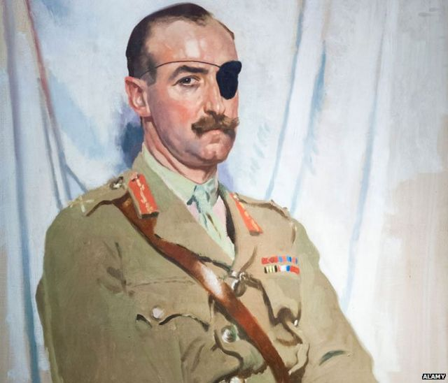 Adrian Carton de Wiart: The unkillable soldier