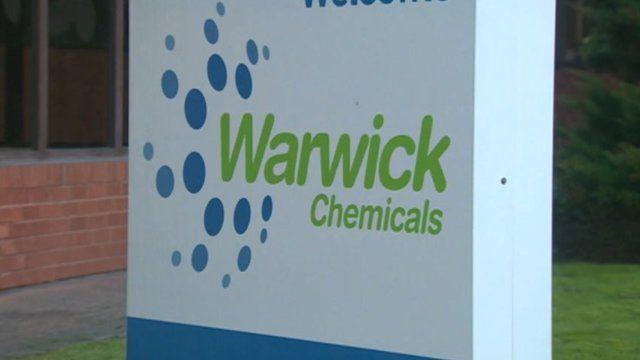 Warwick chemicals