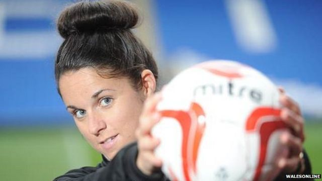 Charlotte Carpenter becomes Wales' first female Fifa referee