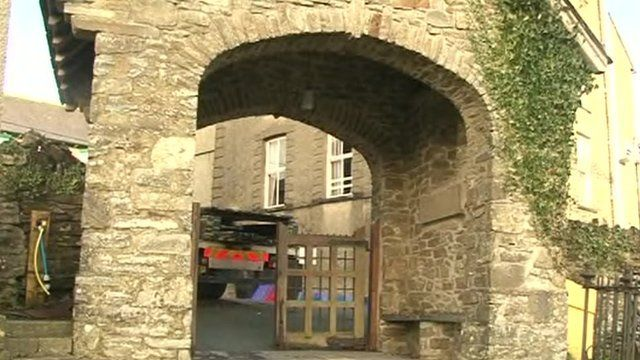 Eglwys Llandysul