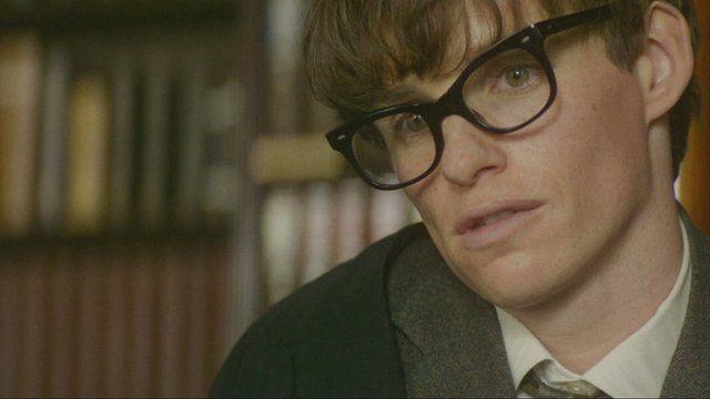 Eddie Redmayne as Professor Stephen Hawking