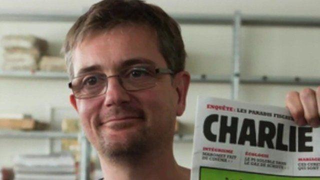 Charlie Hebdo attack: Fallen editor remembered