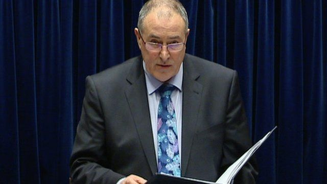 Sinn Féin's Mitchel McLaughlin was elected speaker of the Northern Ireland Assembly on Monday