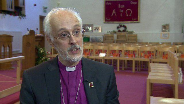Bishop of Manchester David Walker