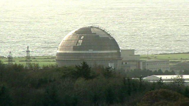 Site at Sellafield