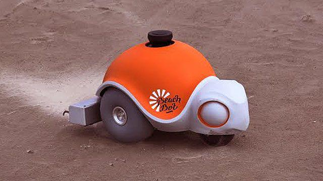 Beach Bot