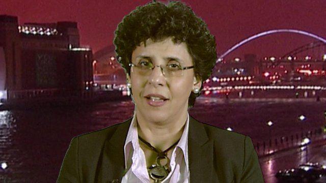 Dr Elham Manea