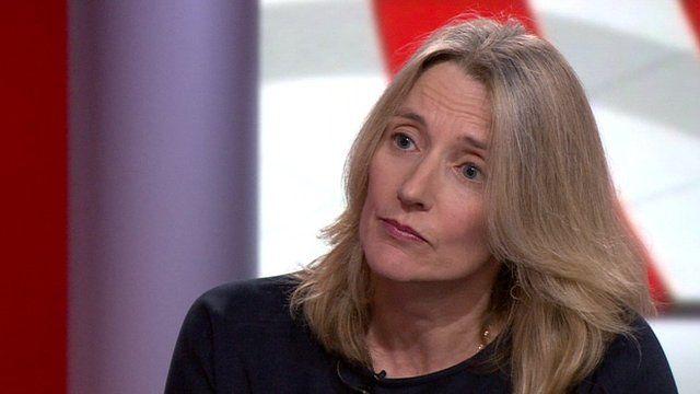 Christine McGourty from British Gas