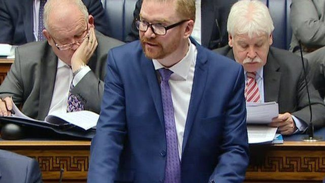 Finance Minister Simon Hamilton said the budget was better than it could have been six months ago