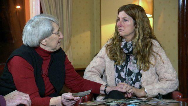 Lisa Mosey meets Silene