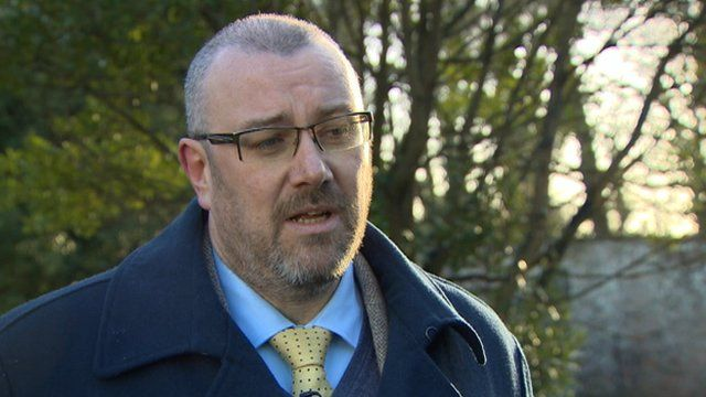 Jon Kerr said the public would be able to explore more of the woodland and unseen areas