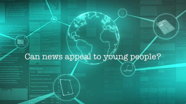 Can news appeal to young people?
