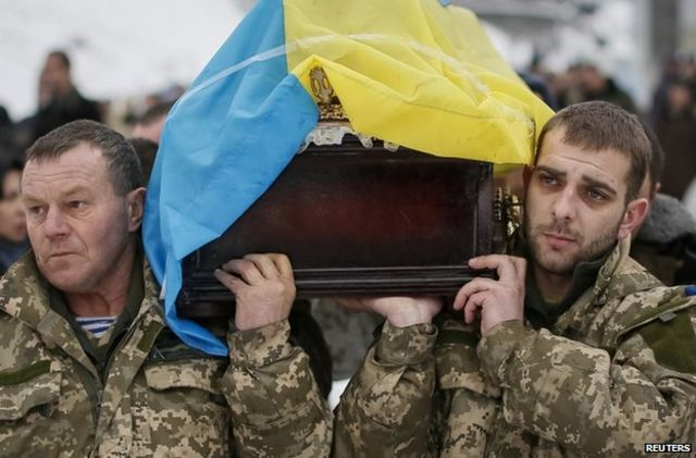 Ukraine accuses Russian troops of attacking its forces
