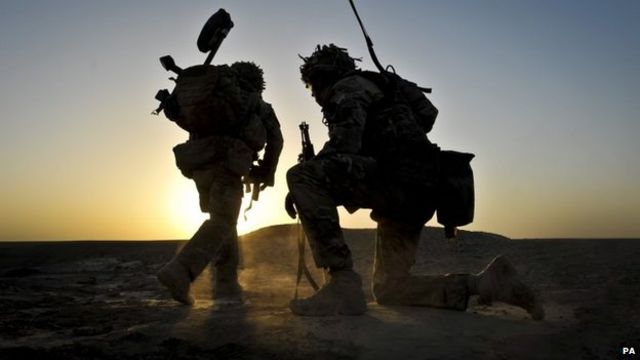 Anxiety and depression twice as prevalent in military - study says