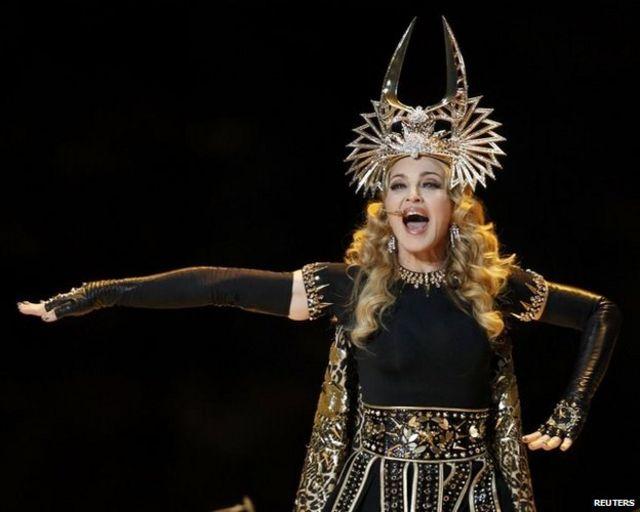 Israeli man arrested over Madonna hack
