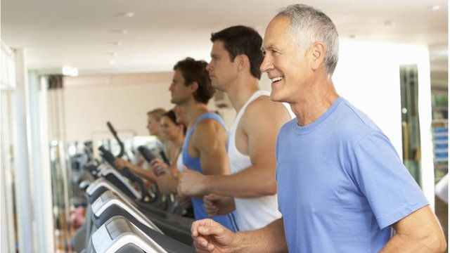 Exercise can help reduce the chance of heart disease, cancer and diabetes