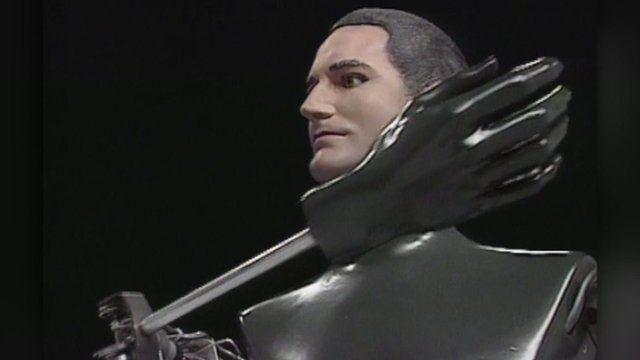 Kraftwerk, 'The Robots'
