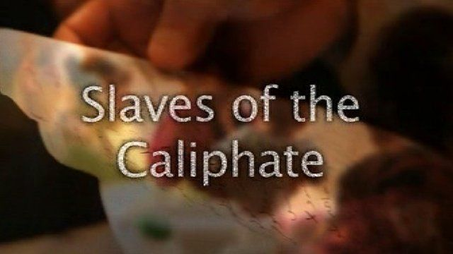 slaves of the caliphate