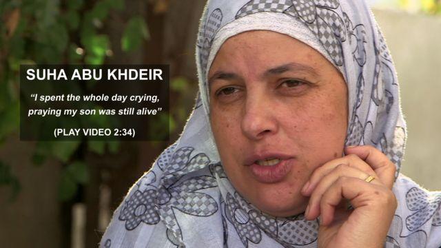 Suha Abu Khdeir