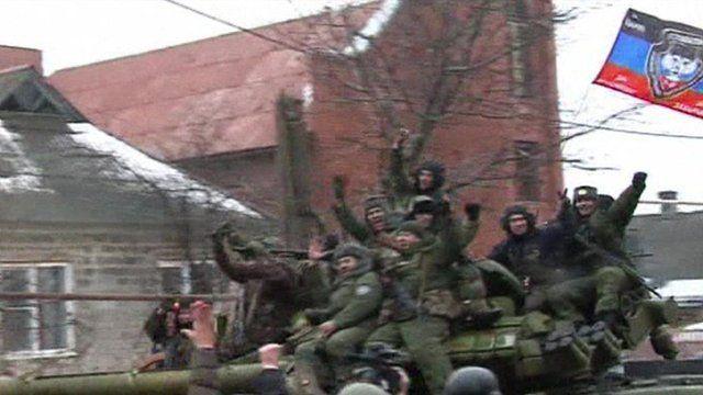 Ukrainian rebels