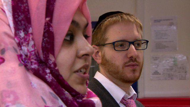 Jewish and Muslim teachers