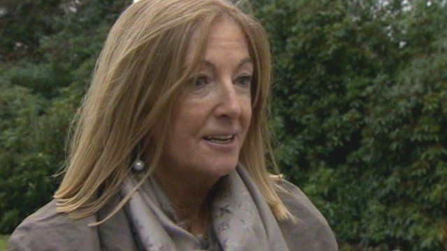 Mari Ward-Foster has started an online campaign in a bid to get the statue returned, as Keiron Tourish reports