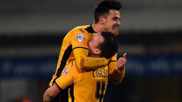 FA Cup: Cambridge United 0-0 Man United