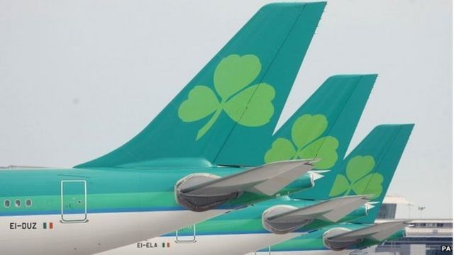 Aer Lingus 'to accept' bid from British Airways owner IAG