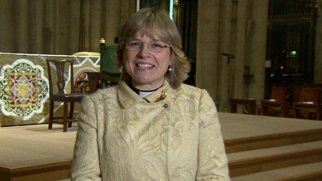 Reverend Georgina Watmore