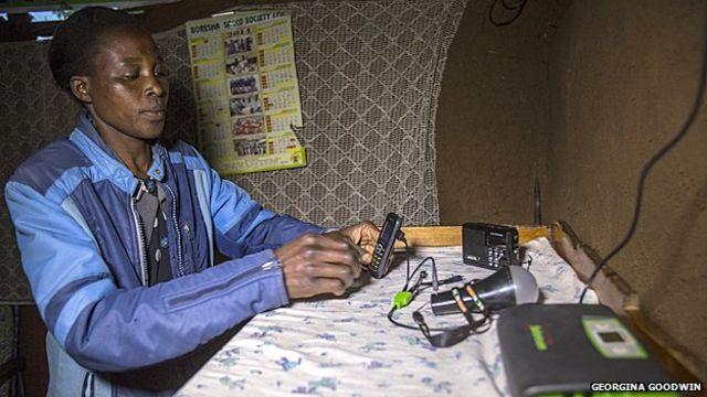Africa's new breed of solar energy entrepreneurs
