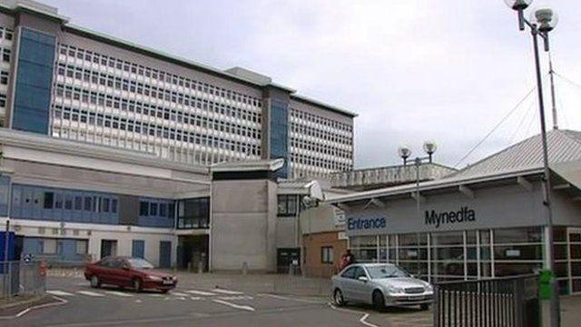 Uned Frys Ysbyty Athrofaol Cymru, Caerdydd