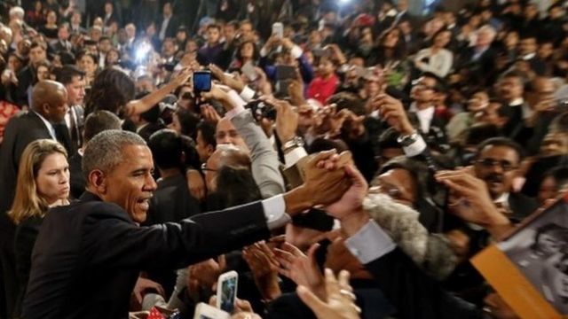 Why Obama's India visit charts new course