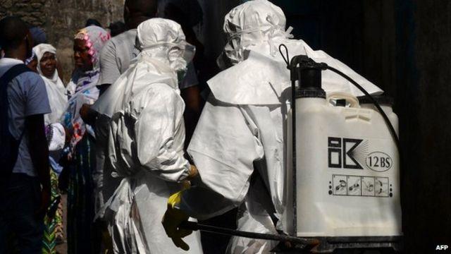 Ebola crisis: World 'dangerously unprepared' for future pandemics