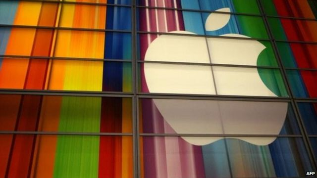 Apple set to join Dow Jones replacing AT&T