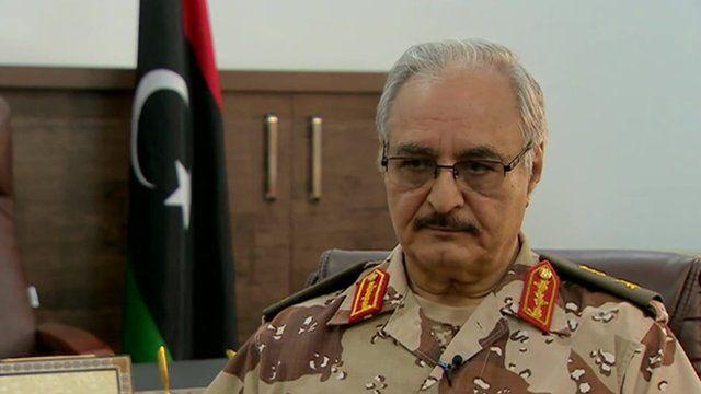 Image result for General Khalifa Haftar
