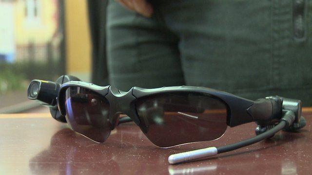 smart goggles