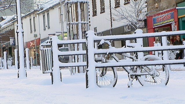 Bicycle in Airdrie