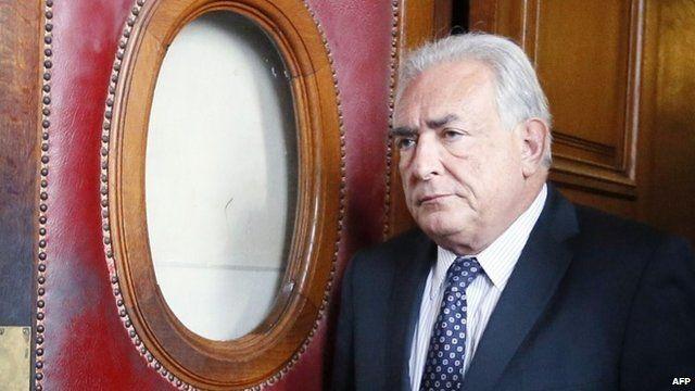Dominique Strauss-Kahn, February 26, 2013