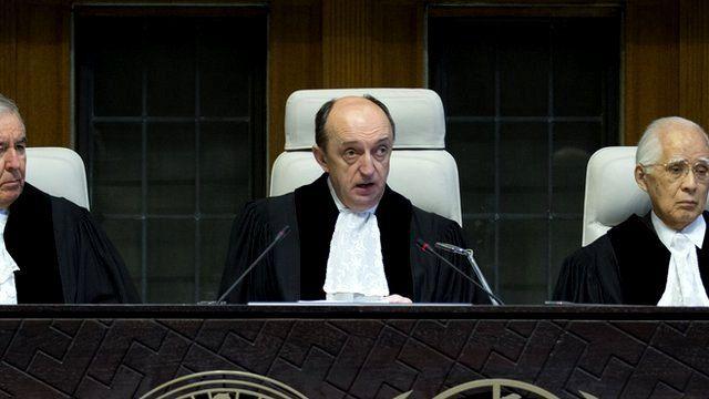 Judge Peter Tomka