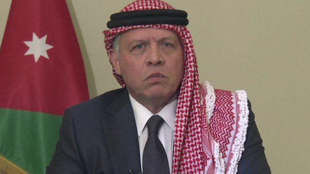 Media Player Jordans King Abdullah