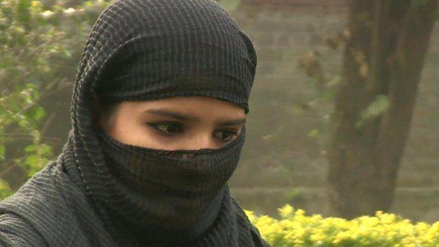 Asia Bibi's daughter, Esham