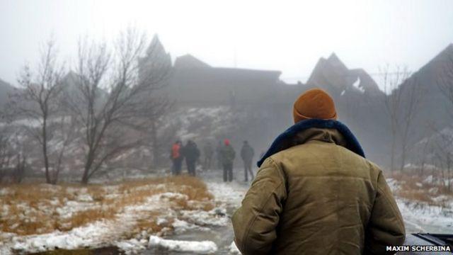 Ukraine conflict: Bombings go beyond battle zone