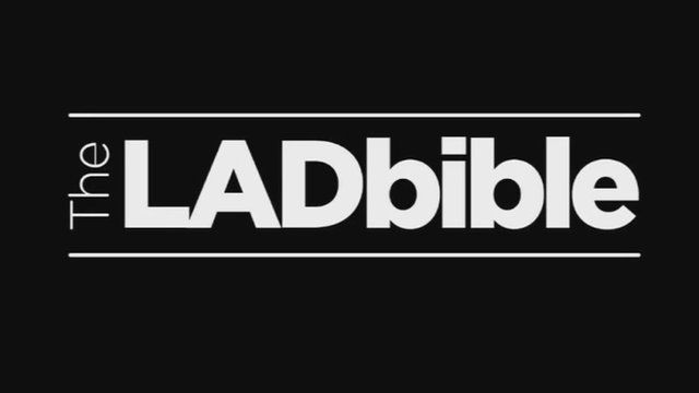 The LAD Bible logo