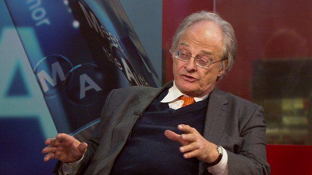 Patrick Cockburn talks to Nick Higham