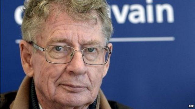 Anti-apartheid writer Andre Brink dies