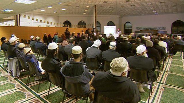 Peterborough Mosque